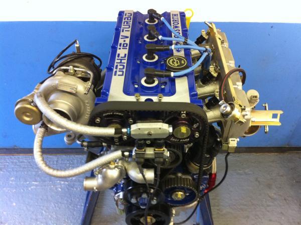 Piero Di Capite, Xpower Engines, Essex - Plastigauge ®