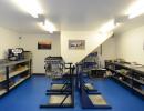 Engines in Xpower's Essex workshop